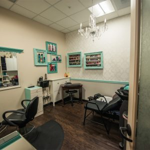 Salon Suites for Rent