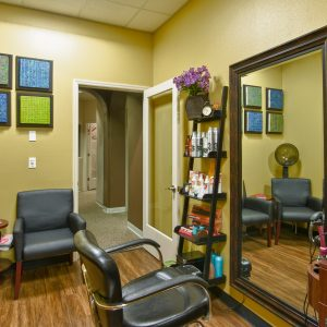 A Salon Suite Interior